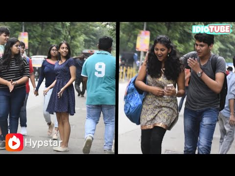 Calling Cute Girls Patakha Prank - iDiOTUBE | Diwali Special | Pranks in India