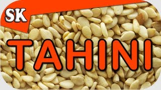 HOW TO MAKE TAHINI - Fresh Easy Tahini Recipe
