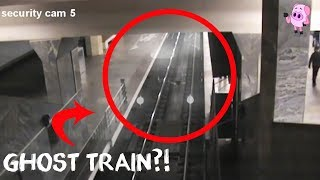10 Ghost Sightings Caught on Camera