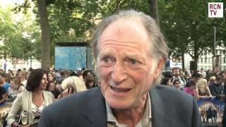 Game of Thrones David Bradley Interview - The Red Wedding Reaction