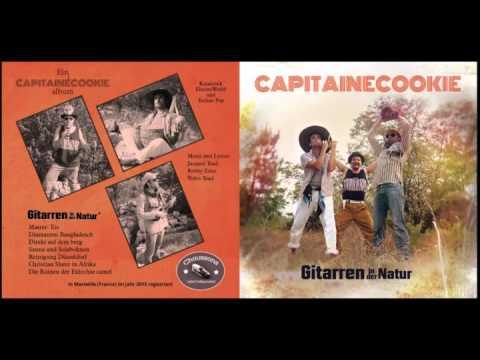 CAPITAINE COOKIE Guitaren in der natur Krautrock complete album
