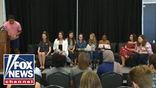 Santa Fe students call for gun reform after shooting