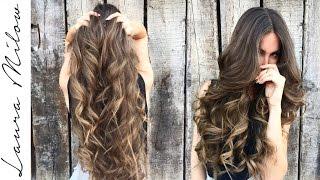 BEACHY WAVES | Ondulations Cheveux