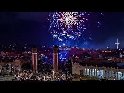 Buhos Barcelona s il·lumina videoclip oficial