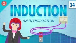 Induction - An Introduction: Crash Course Physics #34