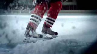 Chicago Blackhawks Keith teeth commercial