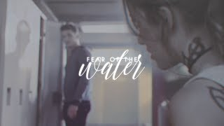 Theo & Clary • fear of the water