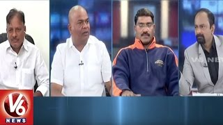 Special Debate On Mission Kakatiya Project | Good Morning Telangana | V6 News