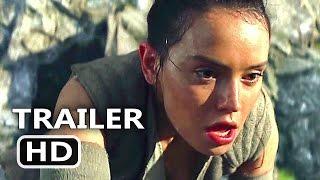 Star Wars 8:  Los Últimos Jedi - Trailer 1 Subtitulado Español Latino 2017