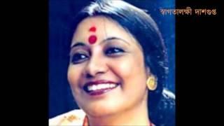 Momo chitte niti nritye ke je nache || Swagatalakshmi Dasgupta