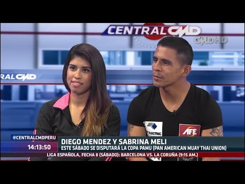 Xxx Mp4 Central CMD Entrevista A Sabrina Meli Y Diego Méndez 3gp Sex