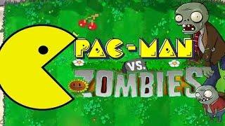 Pac Man Vs Zombies