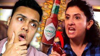 REACTING TO THE WORST PARENT PUNISHMENTS (What Would You Do)