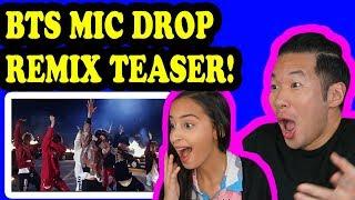 BTS (방탄소년단) 'MIC Drop (Steve Aoki Remix)' Official Teaser REACTION!!!