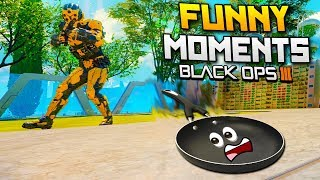 THE SNEAKY PAN! - Black Ops 3 Prop Hunt Funny Moments (BO3)