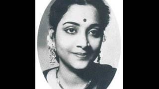 Meri Kya Hai Khata Ye Bata De--Nirmal(1952)--Shyam Kumar, Geeta Dutt.