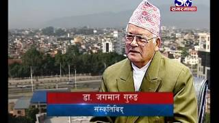 STV Chat With  Dr. Jagman Gurung