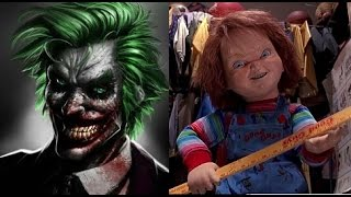 The Joker vs Chucky who's Homicidal Laugh is Best?