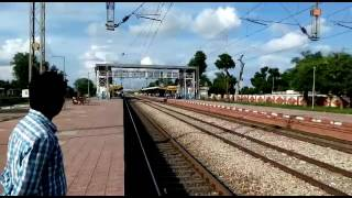 Indian high speed trean