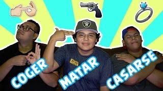   COGER,MATAR O CASARSE   ft Mr.Dann y Shamir Rv 910