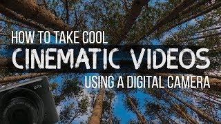 Canon G7X Mark II Cinematic Video Test // Budget Filmmaking