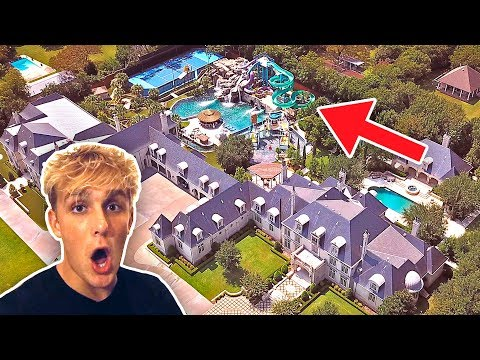 THIS HOUSE HAS A 10M DOLLAR BACKYARD WATERPARK