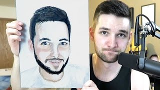 SOMEONE PAINTED ME - Fan Mail