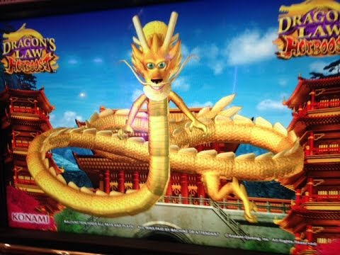 Xxx Mp4 Dragon S Law Hot Boost Edition Slot Line Hit BIG WIN 3x Multiplier Konami 3gp Sex