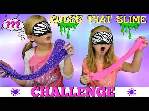 Xxx Mp4 GUESS That SLIME Challenge DIY Viral Slimes Tested 3gp Sex