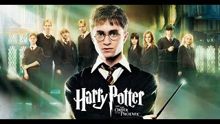 Harry Potter and the Order Of the Phoenix Full Movie Based Game Part 1 of 3 HD