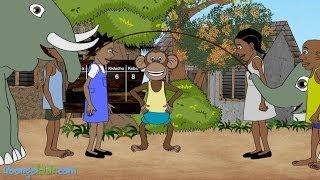 Ubongo Kids Webisode 5 - Umoja ni Nguvu