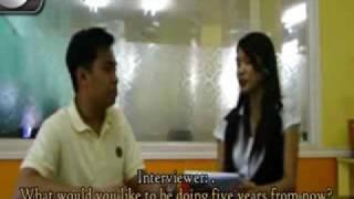 MIS-IT professional interview (Part 3/5)