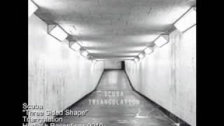 Scuba - Three Sided Shape - Triangulation