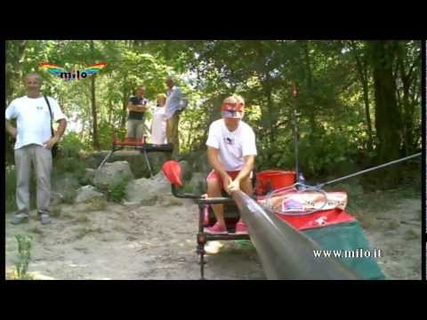 Milo tecniche di pesca Vermi d estate