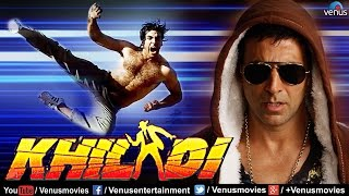 Khiladi | Hindi Movies Full Movie | Akshay Kumar Movies | Latest Bollywood Movies | Hindi Movies
