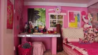 HUGE American Girl Doll House Tour 2014 | Rockstar13studios