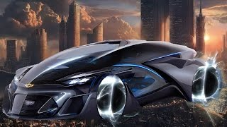 TOP 10 Future Car Tech