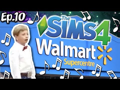 People of WALMART The Sims 4 Memes Theme Ep. 10