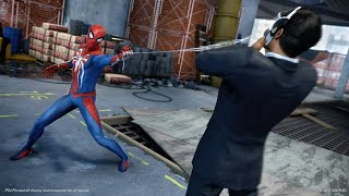 E3 2018: Spider-Man On PS4 Gets The Feel Of Spidey Just Right - GameSpot