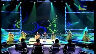X Factor India - Sajda Sisters singing Pal Do Pal Ka Saath Humara- X Factor India - Episode 26 - 12th Aug 2011