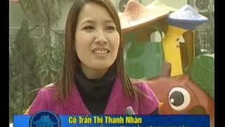 Gioi thieu truong mam non Hoa Anh Dao phan 1.flv