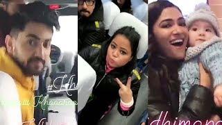 Khatron Ke Khiladi 9 Contestants Having Fun - Bharti Singh, Zain Imam, Avika Gor, Jasmin Bhasin