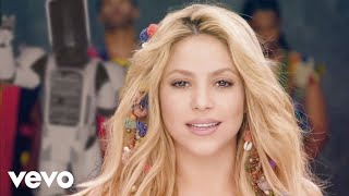 Download Shakira - Waka Waka (This Time for Africa) (The Official 2010 FIFA World Cup™ Song)