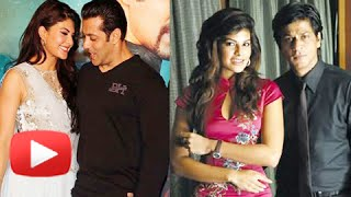 Salman Khan Smells Best, Shahrukh Is Romantic |  Jacqueline Fernandez