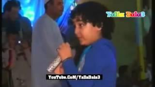 الراقصة الدلوعة جومانا رقص شعبى سااخن قمة الاغراء فرح مصرى للكبار فقط 2014   Yalla Dala3