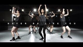 Never Be Like You - Flume ft. Kai / May J Lee Choreography