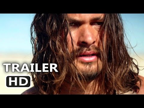 THE BAD BATCH Official Trailer 2017 Jason Momoa Keanu Reeves Thriller Movie HD