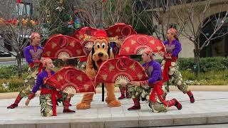Pluto Moment - Disneytown - Shanghai Disney Resort