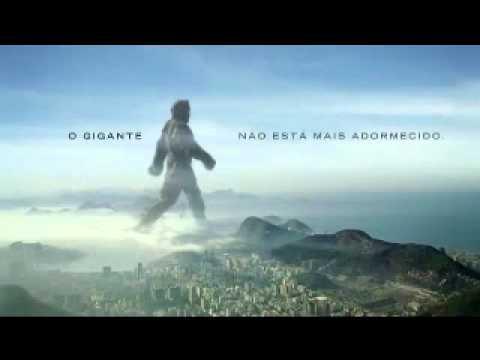 A verdade sobre o vídeo do gigante adormecido. Incrível Inacreditável .wmv