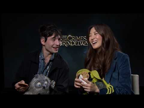 Xxx Mp4 Ezra Miller Gets Emotional During Interview Fantastic Beasts 2 3gp Sex